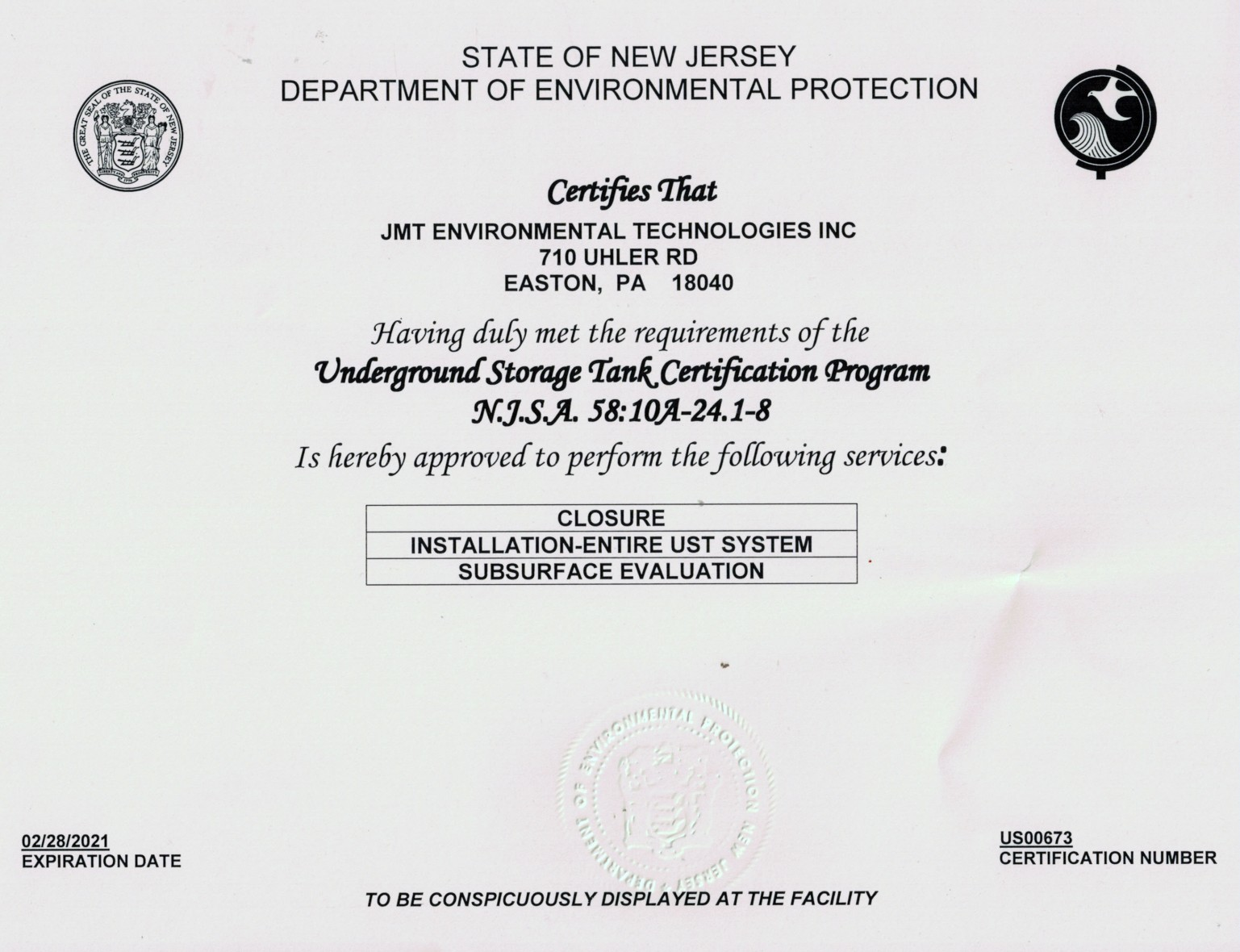 NJ-Tank-Cert-Exp-2021
