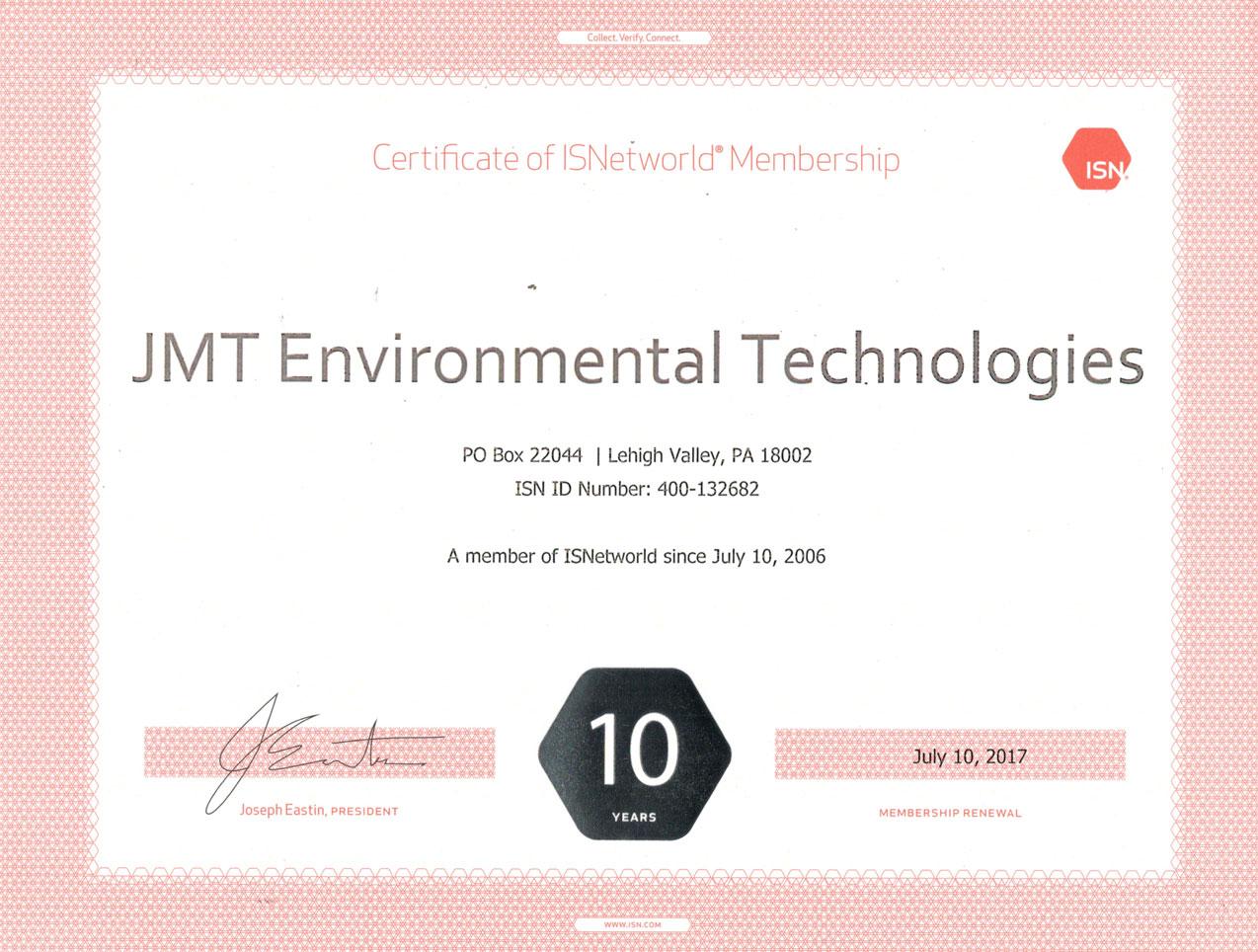 ISN-Certificate-1